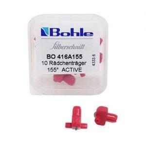 Vídeas de Corte cm Suporte de Plástico vermelho 19mm