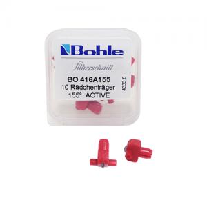 Vídeas de Corte cm Supuporte de Plástico vermelho 19mm